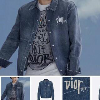 ディオール(Dior)のDIOR デニムジャケット(Gジャン/デニムジャケット)
