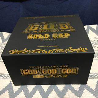 ユニバーサルエンターテインメント(UNIVERSAL ENTERTAINMENT)の【GGC】 新品未使用 ミリオンゴッド ゴールド キャップ(パチンコ/パチスロ)