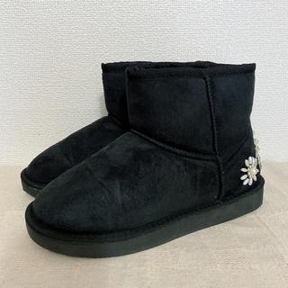 マーキュリーデュオ(MERCURYDUO)のMERCURYDUO ムートン ブーツ 美品(ブーツ)