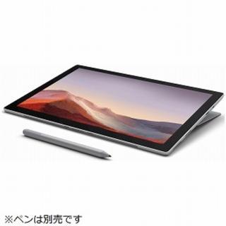 マイクロソフト(Microsoft)の【新品・未開封】Surface Pro 7 VDV-00014(ノートPC)