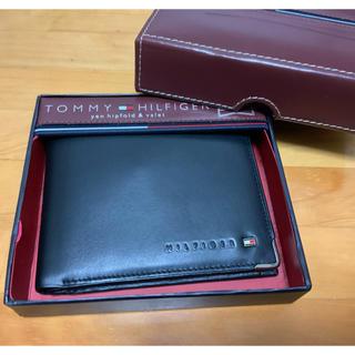 トミーヒルフィガー(TOMMY HILFIGER)のTOMMY HILFIGER トミーヒルフィガー 二つ折り財布 (折り財布)