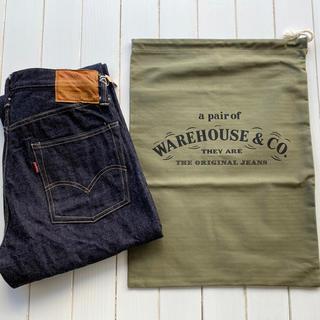 WAREHOUSE - WAREHOUSE union overalls 別注 DD-1003XX 33