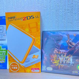 ニンテンドー2DS(ニンテンドー2DS)の【新品・未使用】Nintendo NEW 2DS LL 任天堂(携帯用ゲーム機本体)