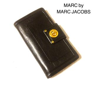 マークバイマークジェイコブス(MARC BY MARC JACOBS)のマークジェイコブズ ターンフック長財布(財布)