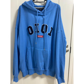 5252 by OiOi 2019 SIGNATURE HOODIE パーカー(パーカー)
