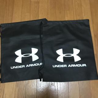 アンダーアーマー(UNDER ARMOUR)のアンダーアーマー ワンショルダー バッグ エコバッグ ショップ袋 不織布(ショップ袋)
