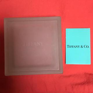 ティファニー(Tiffany & Co.)の【希少レア】ティファニー♡ソープディッシュ(小物入れ)