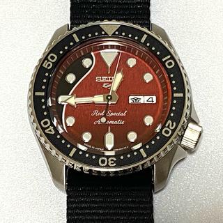 セイコー(SEIKO)のセイコー5 スポーツ ブライアン・メイ コラボ限定モデル (腕時計(アナログ))