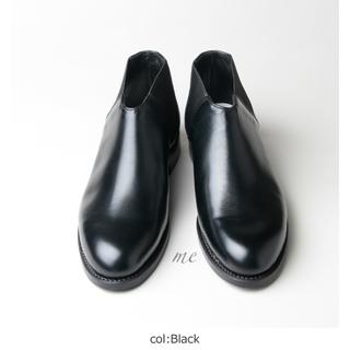 エヴァムエヴァ(evam eva)のBEAUTIFUL SHOES|middle cut sidegore(ローファー/革靴)