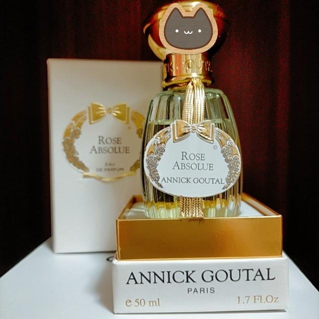 Annick Goutal(アニックグタール)のアニックグタール ローズアプソリュ オードパルファム 50ml コスメ/美容の香水(香水(女性用))の商品写真