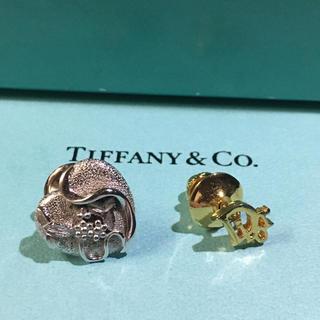 ティファニー(Tiffany & Co.)の早い者勝ち Tiffanyピンバッチ(Diorのピンバッチおまけ)(その他)