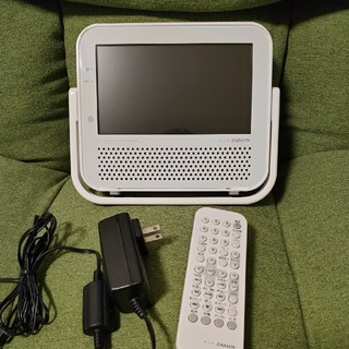 ツインバード(TWINBIRD)のZABADY VD-J719型(DVDプレーヤー)
