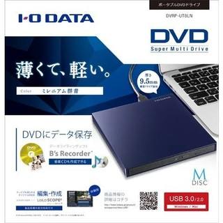 アイオーデータ(IODATA)のI・O DATA DVRP-UT8LNA(PC周辺機器)