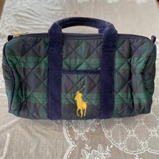 ポロラルフローレン(POLO RALPH LAUREN)のラルフローレン ボストン型バッグ(ボストンバッグ)