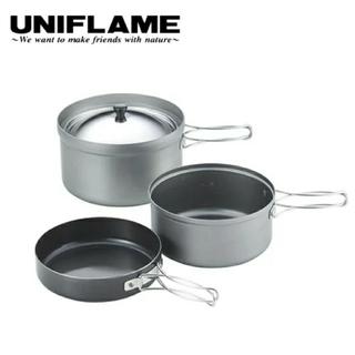 ユニフレーム(UNIFLAME)のユニフレーム  ごはんクッカープラス(調理器具)