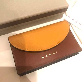 マルニ(Marni)のpou様専用★新品未使用 MARNIカードケース(名刺入れ/定期入れ)