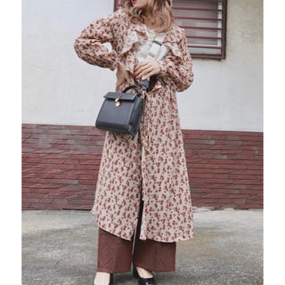 エーディージー(A.D.G)のOne Color Flower 2way Long Gown/Onepiece(ロングワンピース/マキシワンピース)