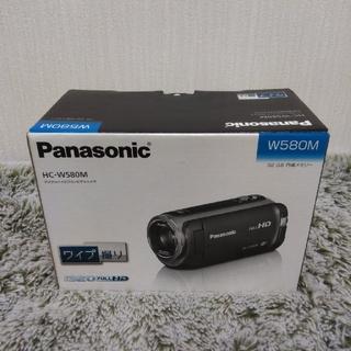 Panasonic - 新品 Panasonic HC-W580M デジタルハイビジョンビデオカメラ