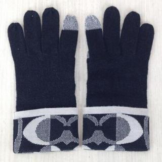 コーチ(COACH)のコーチ 手袋(手袋)