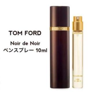 トムフォード(TOM FORD)の【新品未使用】 トムフォード ノワールデノワール 香水 10ml(ユニセックス)