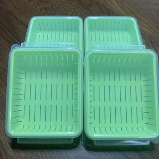 FELISSIMO - フェリシモ ご飯 冷凍レンジ容器