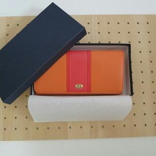 ロベルタディカメリーノ(ROBERTA DI CAMERINO)の新品未使用ロベルタディカメリーノ女性用長財布(財布)