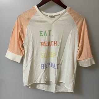 アバンリリー(Avan Lily)のTシャツ Avan Lily アヴァンリリィ フリーサイズ(Tシャツ(半袖/袖なし))