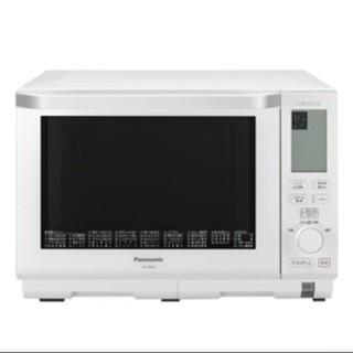 Panasonic - スチームオーブンレンジビストロ Panasonic NE-BS606-W