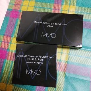 エムアイエムシー(MiMC)のSALE♡MiMC♡ミネラルクリーミーファンデーション(ピンクブライト205)(ファンデーション)