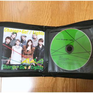 トリプルエー(AAA)のAAA Charge ▶︎ Go! / Lights CD 歌詞カード付き(ポップス/ロック(邦楽))