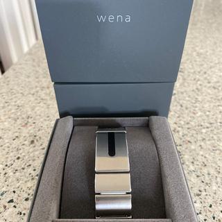 ソニー(SONY)のwena wrist pro(腕時計(デジタル))