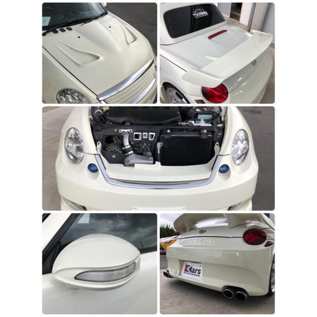 ダイハツ(ダイハツ)のコペン アクティブトップ ボルドエアサス公認済み VOLSAGEフルエアロ  自動車/バイクの自動車(車体)の商品写真