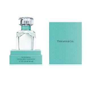 ティファニー(Tiffany & Co.)の【値下げ!】試しプッシュのみ ティファニー 香水 50ml(香水(女性用))