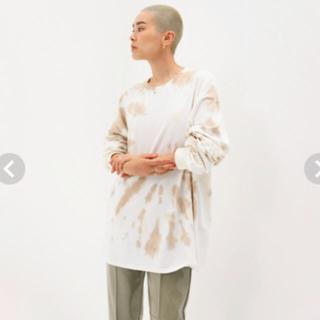 シールームリン(SeaRoomlynn)のTiedye コットンLOOSE ロンT (Tシャツ(長袖/七分))