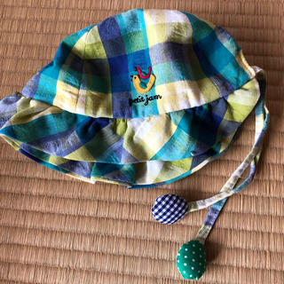 プチジャム(Petit jam)のベビー帽子(帽子)