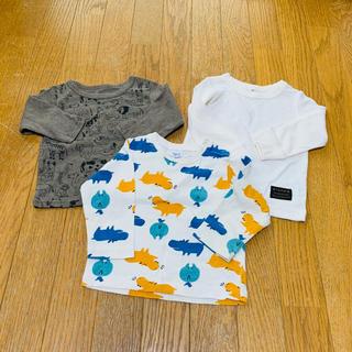 アカチャンホンポ(アカチャンホンポ)の長袖Tシャツ 3枚セット(Tシャツ)