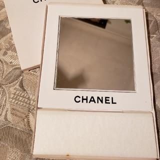CHANEL - CHANEL コスメノベルティスタンドタイプ鏡