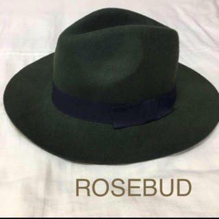 ローズバッド(ROSE BUD)のハット(ハット)