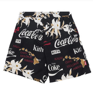 Supreme - kith coca cola ハーフパンツ