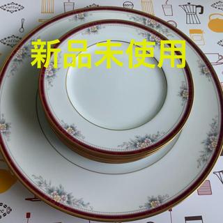 ノリタケ(Noritake)の上品 ノリタケ 1545 VILLA HAVEN プレート 6点セット(食器)
