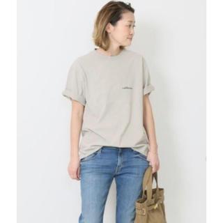 DEUXIEME CLASSE - deuxieme class バックプリント Tシャツ
