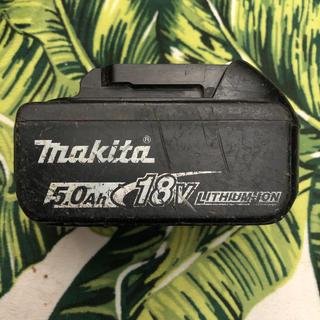 マキタ(Makita)のマキタバッテリー18v  動作確認済み❗️最終値下げ❗️限界価格❗️(バッテリー/充電器)