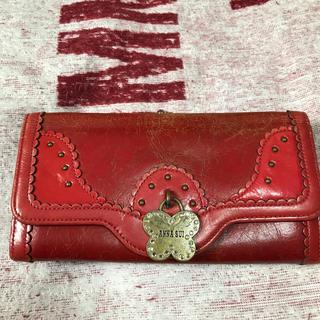 アナスイ(ANNA SUI)のANNA SUI レディース❣️長財布 (財布)