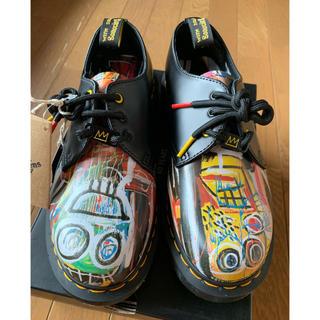 ドクターマーチン(Dr.Martens)のバスキア BASQUIAT ドクターマーチン UK5【新品】(ローファー/革靴)