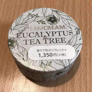 STEAM CREAM - STEAM CREAM - EUCALYPTUS&TEA TREE(mini)