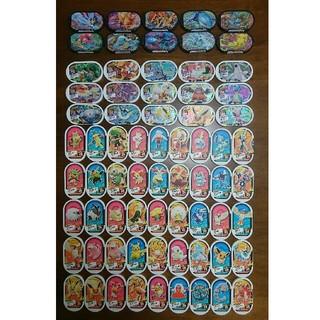 ポケモン(ポケモン)のポケモン メザスタ 全70種 フルコンプセット フルコンプリート 新品 (その他)