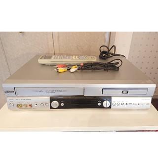 ビクター(Victor)のvictor DVDプレイヤー一体型BS内蔵Wi-F4iビデオ HD-DF1(DVDプレーヤー)