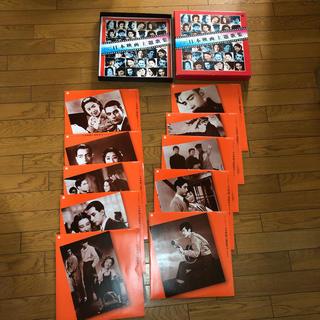 コロンビア(Columbia)の昭和 日本映画主題歌集 LPレコード10枚組(映画音楽)