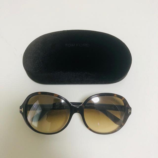 TOM FORD(トムフォード)のトムフォード サングラス レディースのファッション小物(サングラス/メガネ)の商品写真
