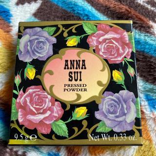ANNA SUI - 新品未使用☆ANNA SUIプレストパウダー700 レフィル